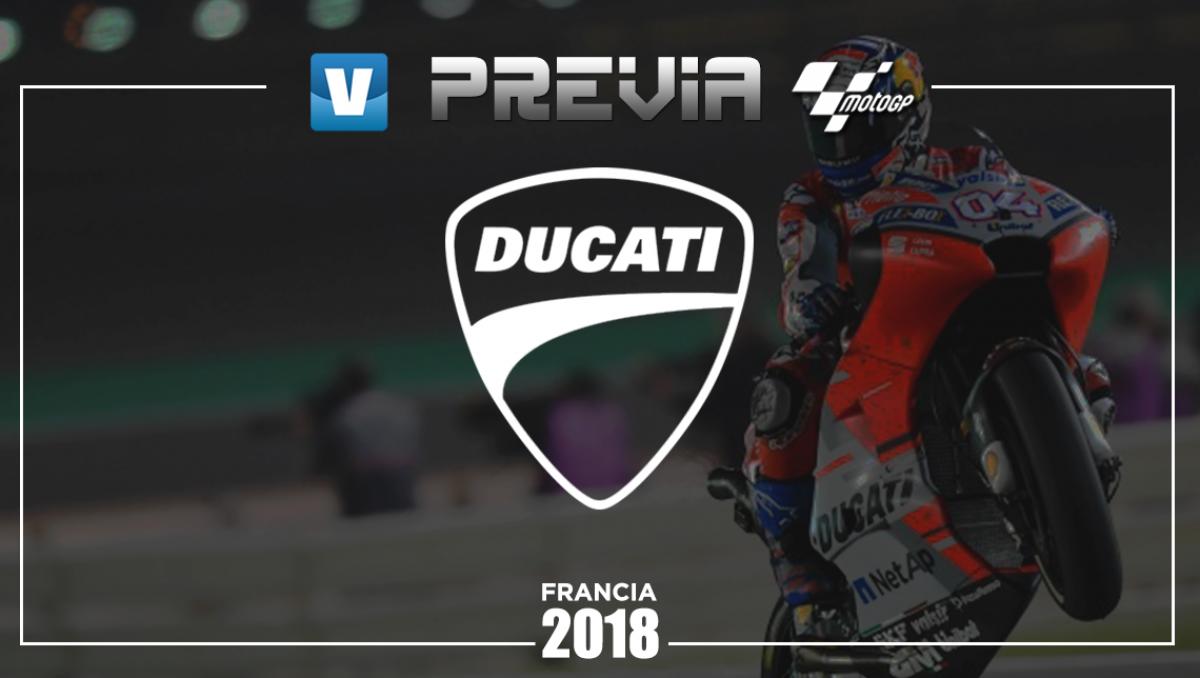 Previa Ducati GP de Francia: arrancar para no descolgarse