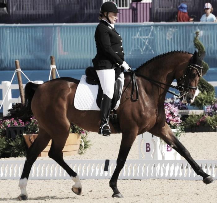 Erika Baitenmann continuará preparándose en México rumbo a Río 2016