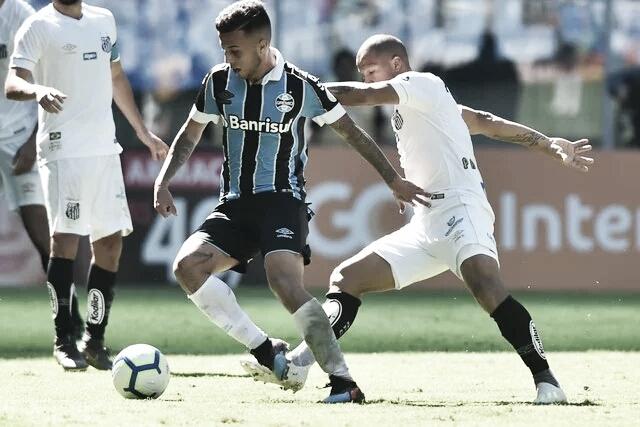 Gols e melhores momentos para Santos 0x3 Grêmio