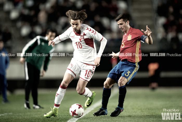 Resumen Portugal vs España Eurocopa sub-21 2017 (1-3)