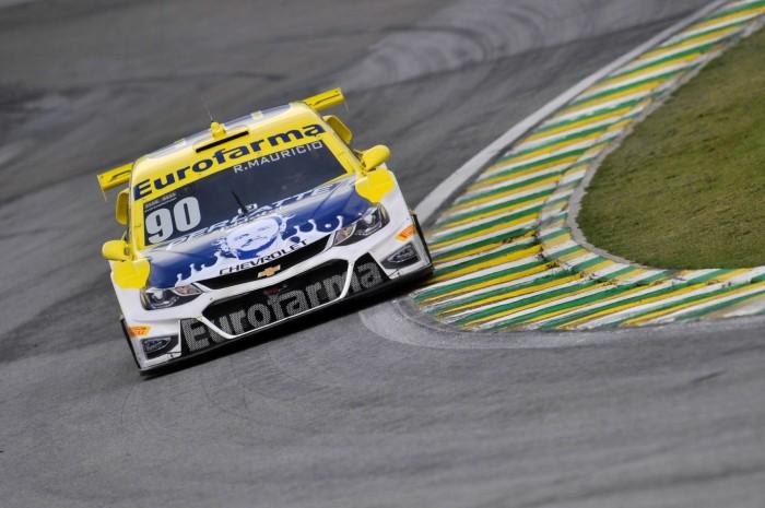 Ricardo Mauricio é Pole Position em Interlagos pela Stock Car