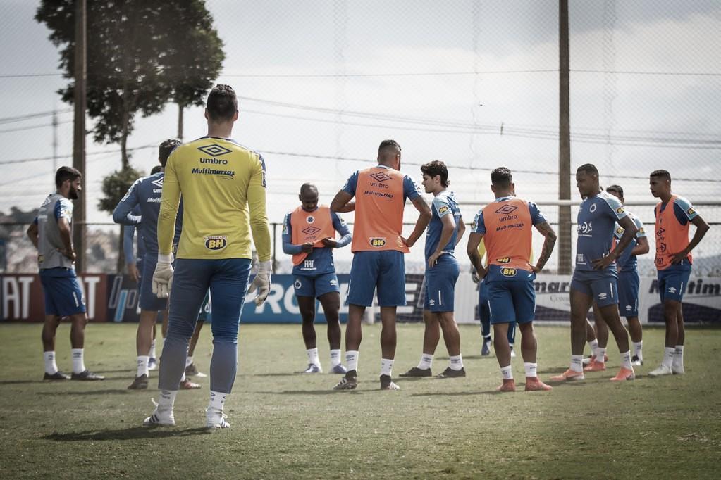 Cruzeiro recebe Emelec e busca manter 100% de aproveitamento na Libertadores