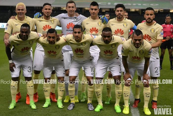 América 0-0 Puebla: Puntuaciones de América, Jornada 6 Clausura 2017