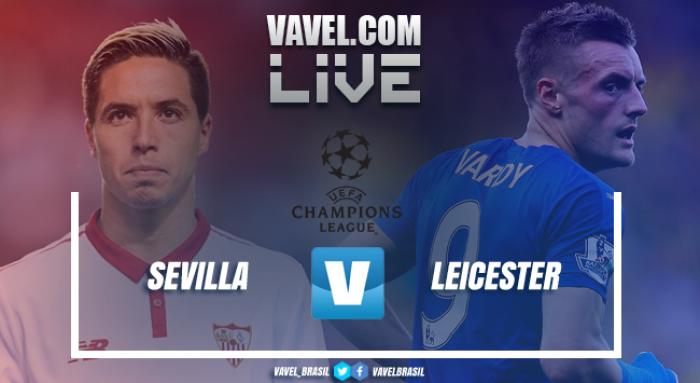 Golo de Vardy dá esperança ao Leicester apesar do desaire em Sevilha