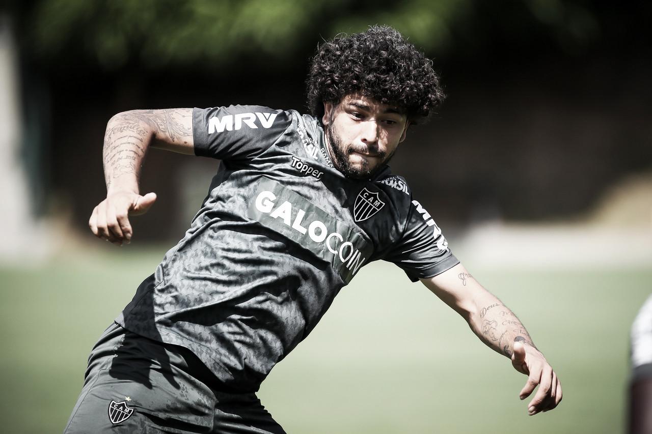 Vice-Presidente do Atlético-MG esclarece situações de Elias e Luan
