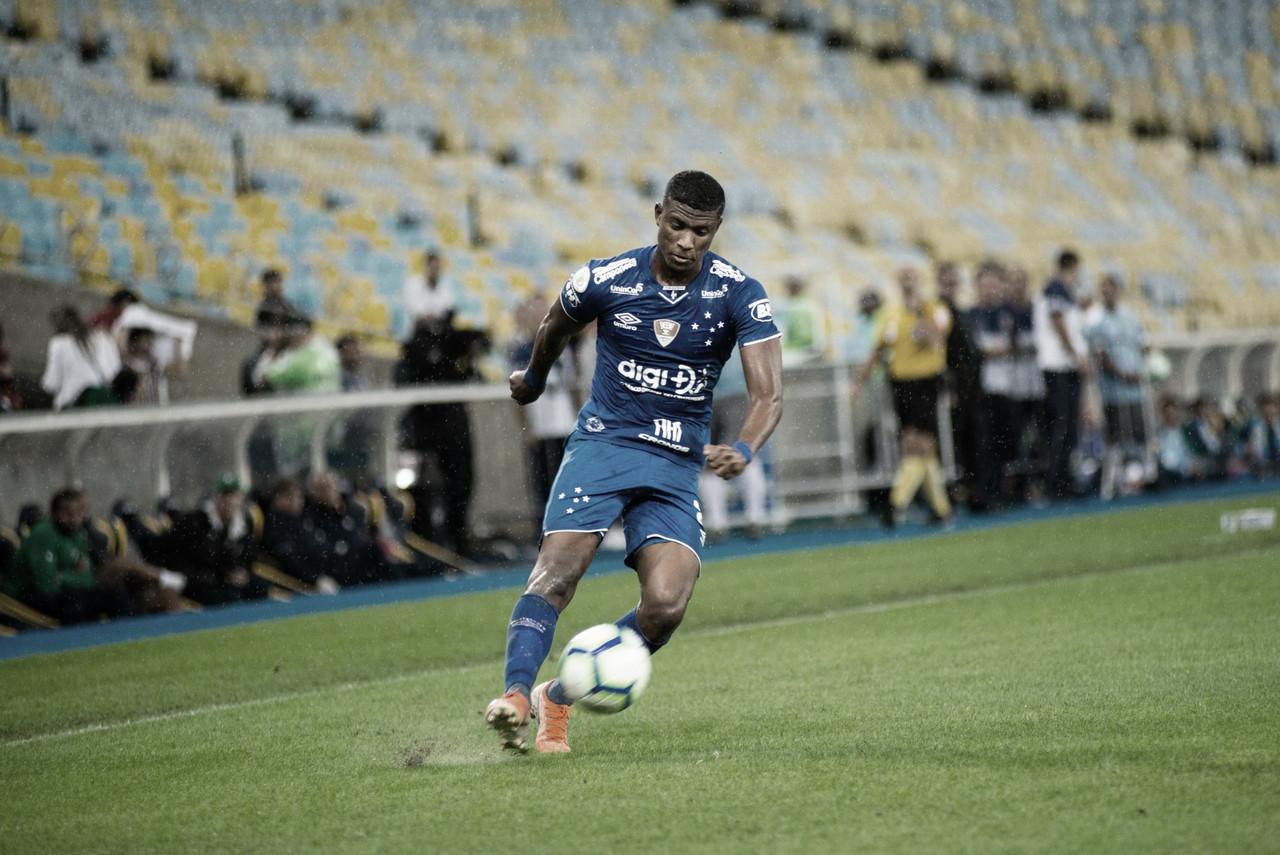 Com lesão confirmada, Orejuela desfalcará Cruzeiro por três meses
