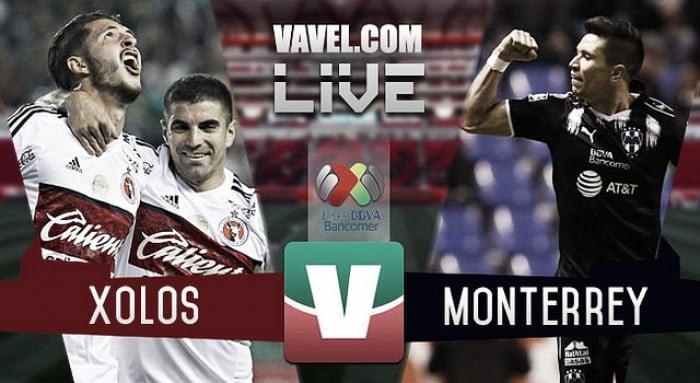Xolos Tijuana vs Rayados de Monterrey en vivo online en Liga MX 2017 (1-0)