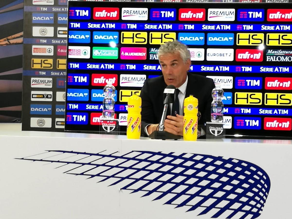 """Bologna - Donadoni: """"Si potevano fare più di 39 punti, c'è rammarico"""""""