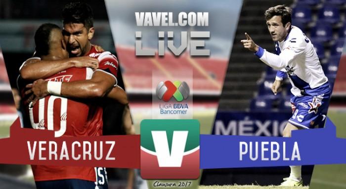 El partido Veracruz - Puebla, suspendido por la huelga de árbitros