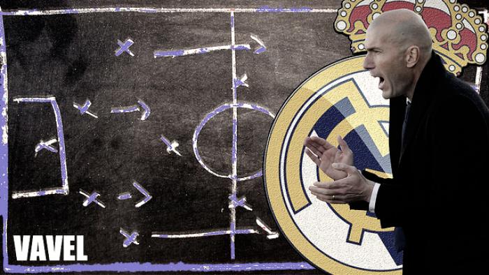 Muchos deberes para Zidane