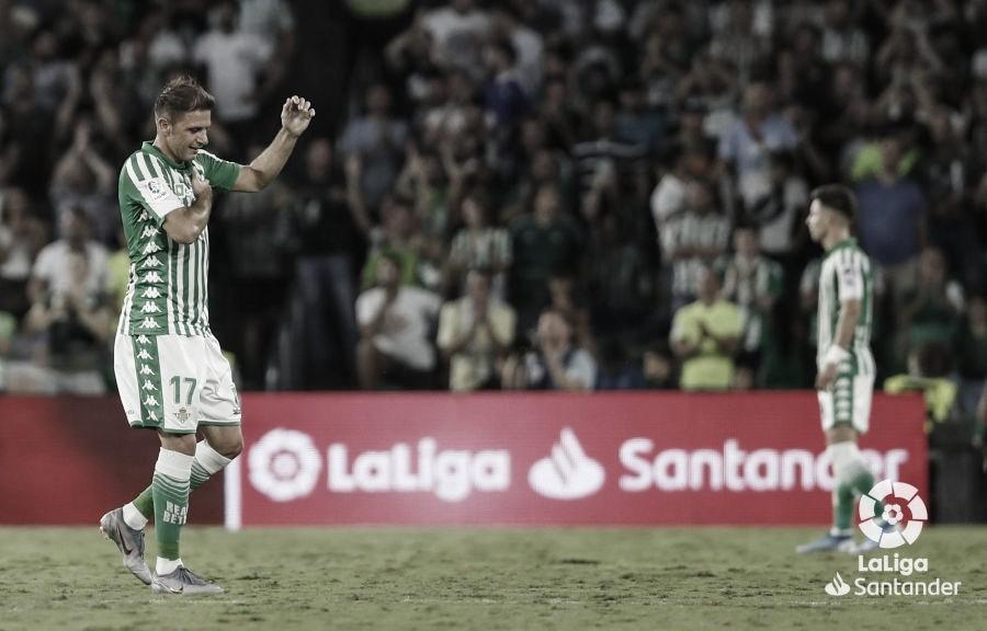 """Joaquín: """"Este es el equipo que queremos"""""""