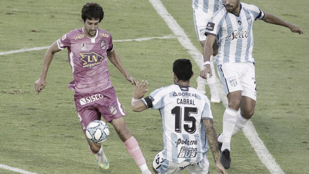 Próxima parada para salir del fondo; Atlético Tucumán