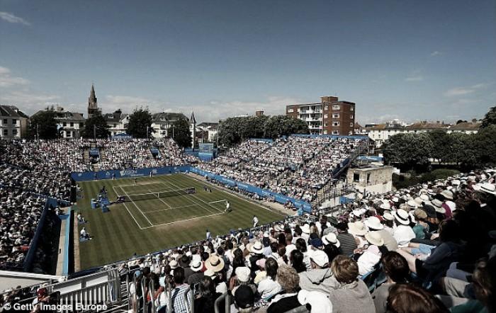 ATP Eastbourne, i risultati