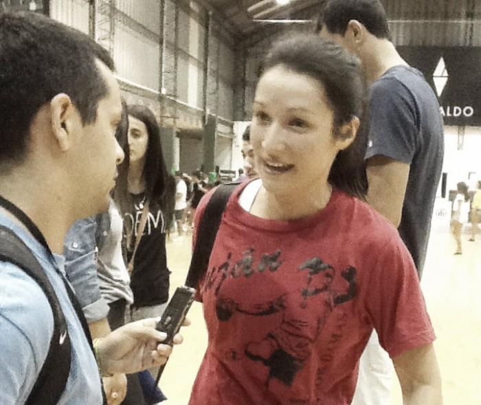 """Cynthia Soja: """"Con Estudiantes va a ser un partido durísimo"""""""