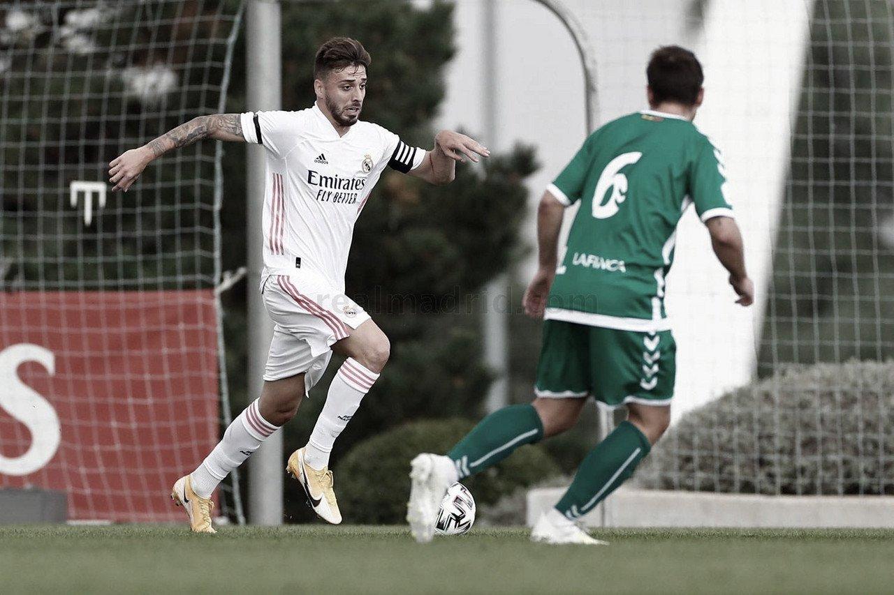 El Sassuolo pregunta por Mario Gila
