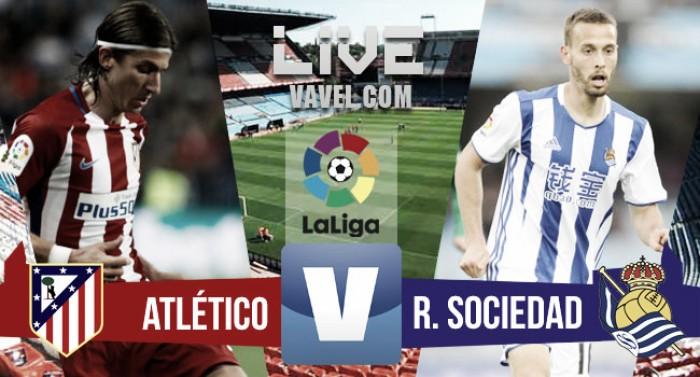Atlético de Madrid no se baja del podio