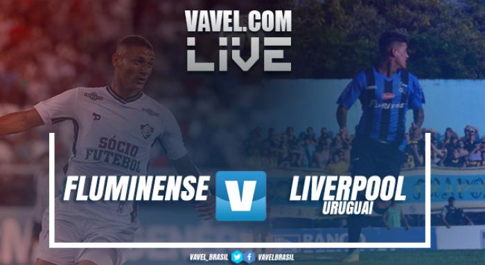 Fluminense vence o Liverpool-URUna Copa Sul-Americana 2017 (2-0)