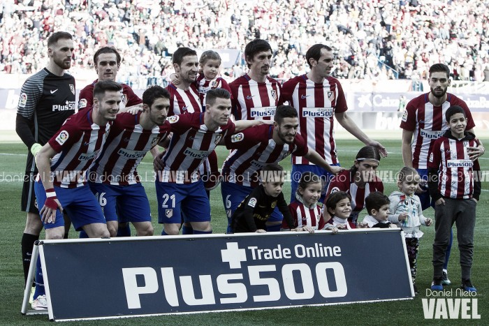 Puntuaciones Atlético de Madrid - FC Barcelona: puntuaciones del Atleti, en la 24ª jornada de La Liga Santander