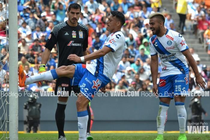 Puebla no vence a Tigres en el Cuauhtémoc desde el 2007