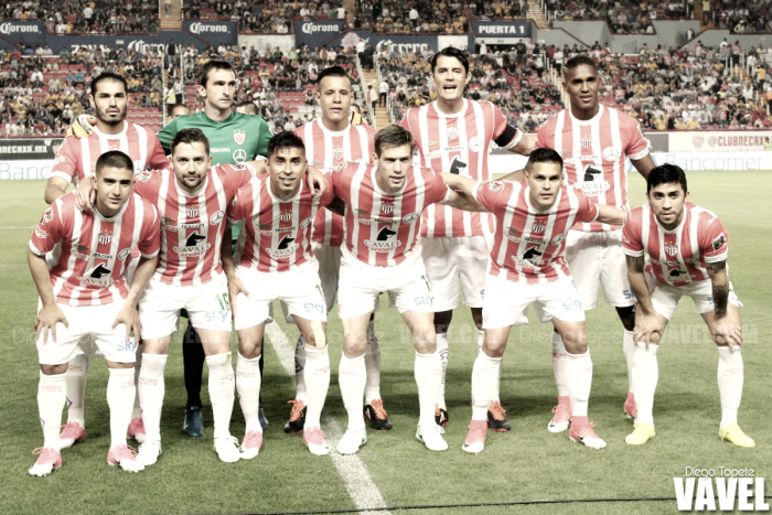 Necaxa 1-1 Tigres: puntuaciones de Necaxa en la Jornada 13 de la Liga MX Clausura 2017
