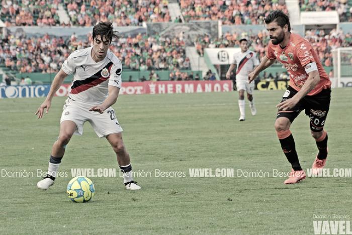 Rodolfo Pizarro, en el 11 ideal de la jornada 3