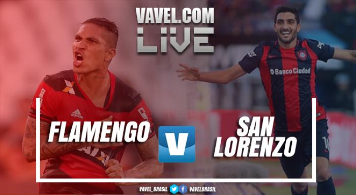 Resultado Flamengo vs San Lorenzo por la Conmebol Libertadores 2017 (4-0)