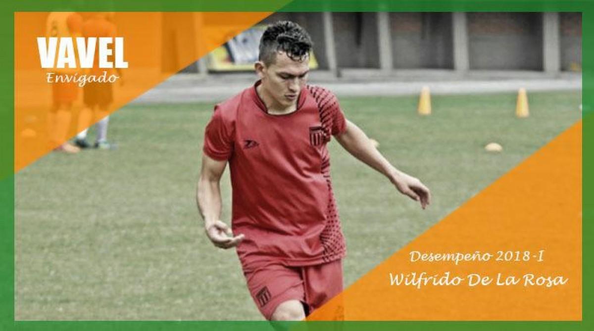 Análisis Envigado F.C. 2018-I: Wilfrido De La Rosa