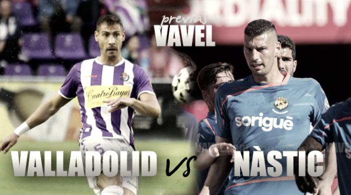 Previa Real Valladolid - Gimnástic de Tarragona: toca devolver la esperanza a Zorrilla