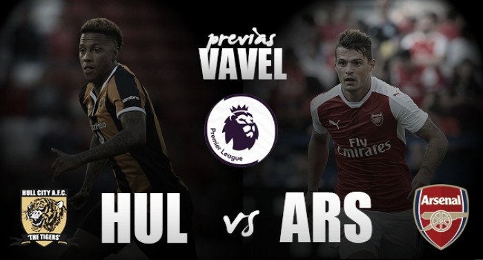 Hull City - Arsenal: sorpresas