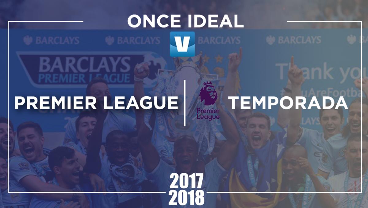 Once ideal Premier League 2017/2018