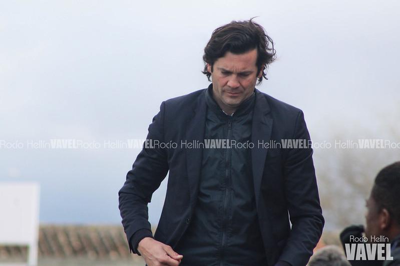 Santiago Solari llega a Coapa