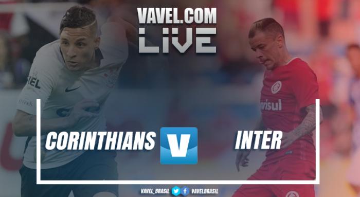 Corinthians e Inter empatam pela Copa do Brasil, mas nos pênaltis equipe gaúcha avança de fase (1-1)