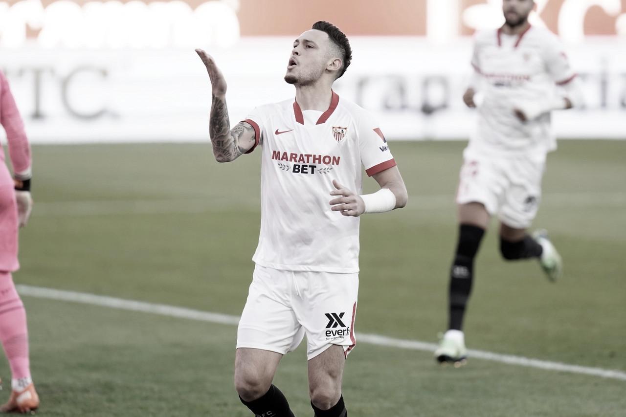 El Sevilla recupera a dos pilares para recibir a la Real Sociedad
