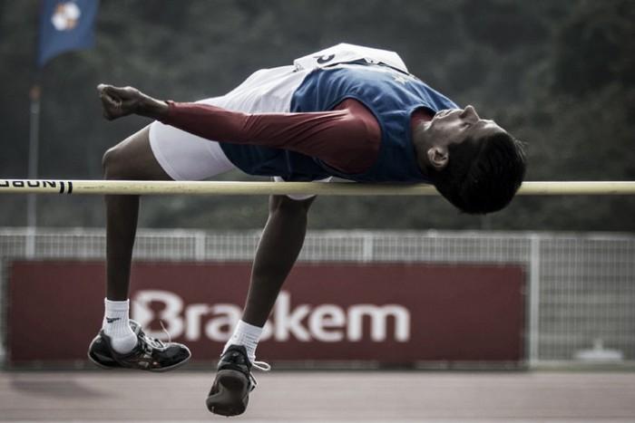 Conheça a história de Jeohsah Santos: recordista brasileiro no salto em altura