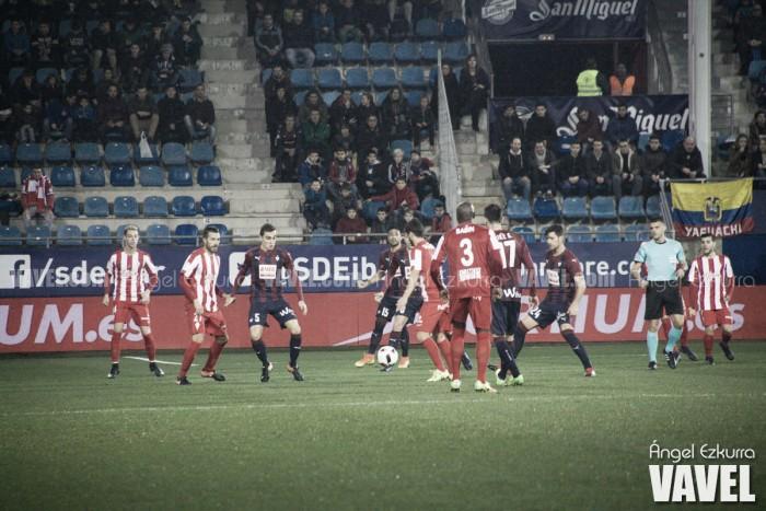 Igualados precedentes entre el Sporting y el Eibar