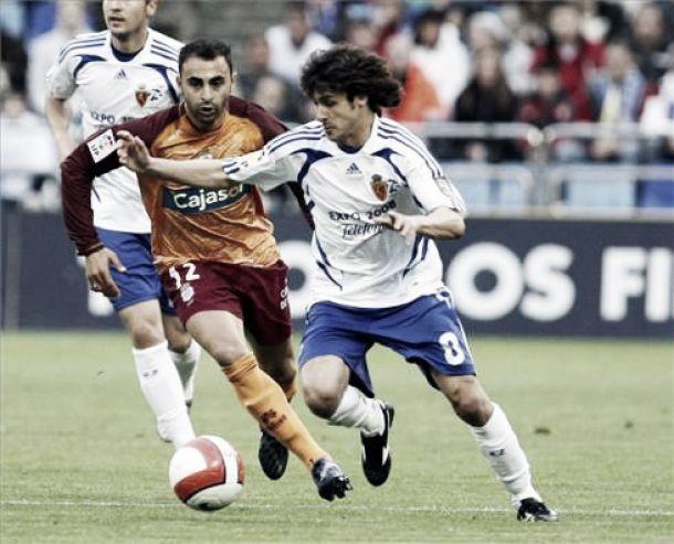 Precedentes históricos: Real Zaragoza - Recreativo de Huelva