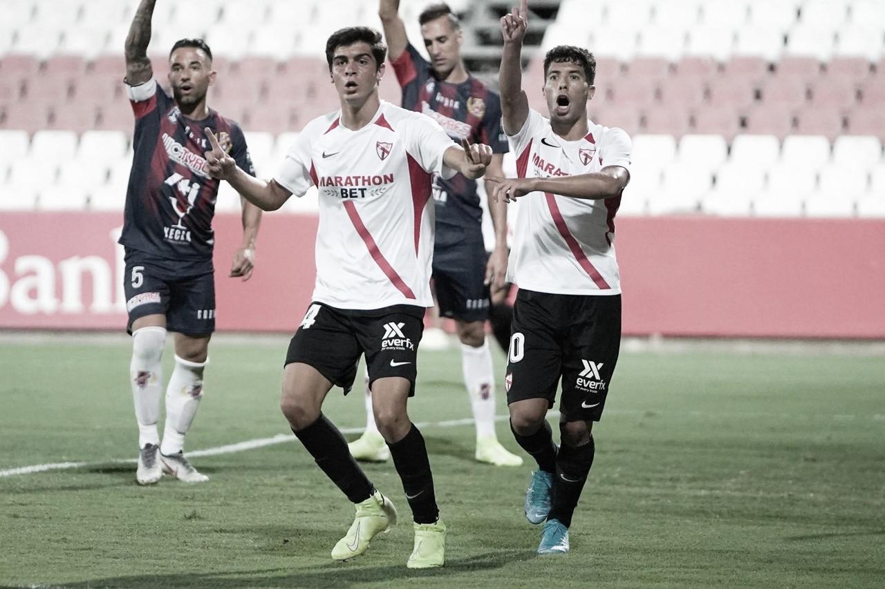 Previa FC Cartagena – Sevilla Atlético: a por la primera de la temporada