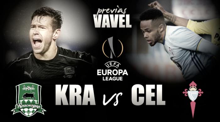 Previa Krasnodar - Celta de Vigo: el sueño pasa por Rusia