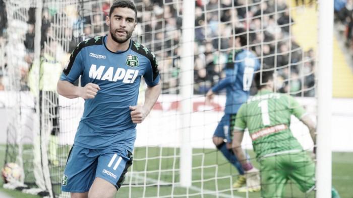 Roma-Sassuolo 3-1: Defrel rimontato da Paredes, Salah e Dzeko