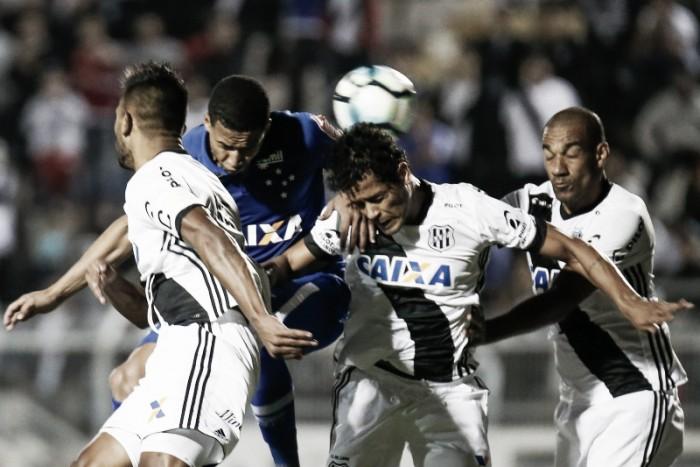 Lucca marca, Ponte Preta bate Cruzeiro e se aproxima do G-6