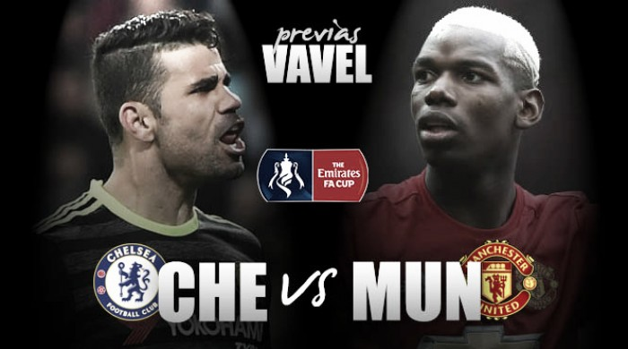 Previa Chelsea - Manchester United: El antepenúltimo paso hacia la gloria