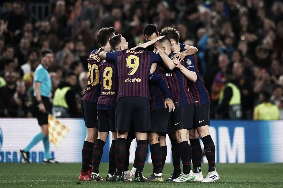 """Após classificação do Barcelona, Valverde pede cautela: """"Minutos ruins podem nos eliminar"""""""