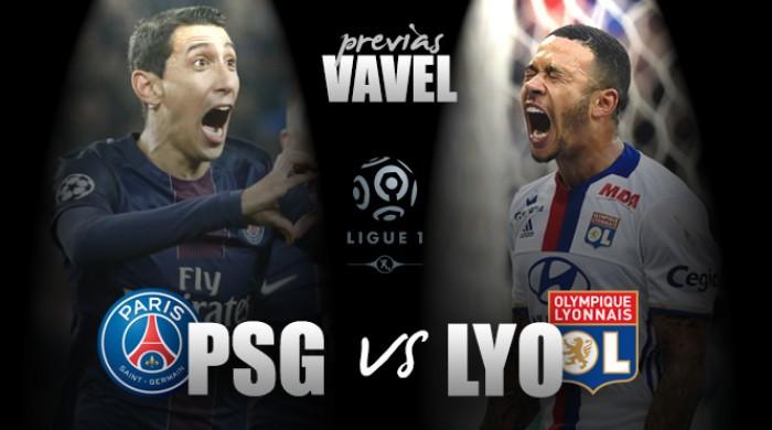 Previa PSG - Lyon: un clásico francés al rojo vivo