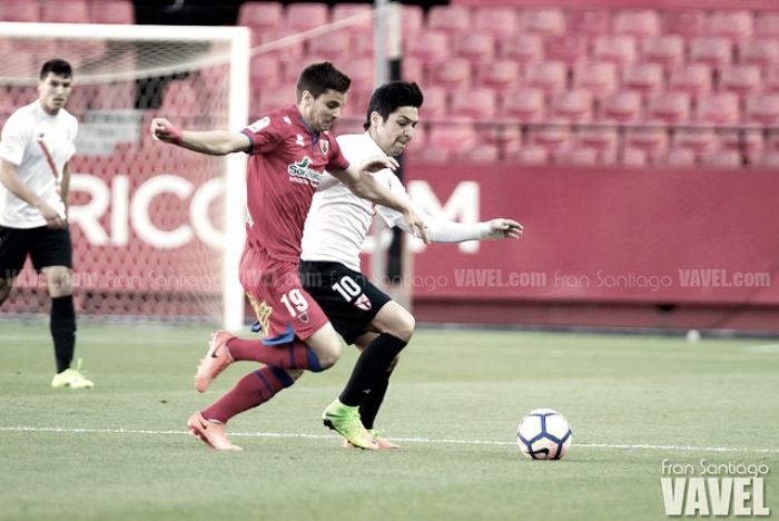 Previa UD Almería - Sevilla Atlético: que siga el buen fútbol