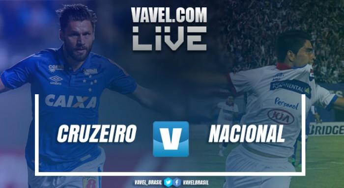 Resultado de imagem para - Nacional (PR) X Cruzeiro Copa Sul Americana