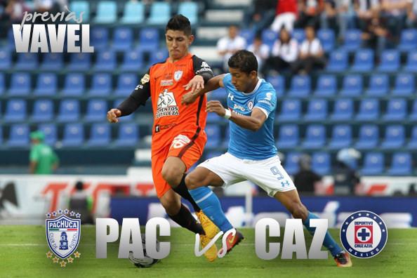 Previa Pachuca vs Cruz Azul: ¿Habrá goleada?