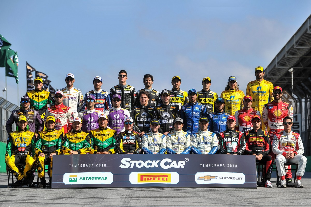 Metade do grid já venceu em Curitiba pela Stock Car
