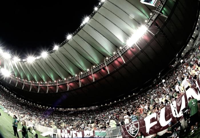 Fluminense e Vasco disputam lado de torcida no Maracanã