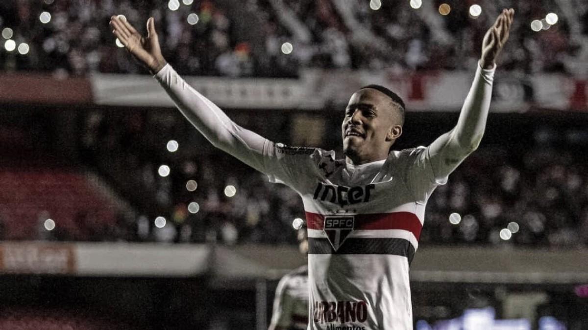 São Paulo anuncia venda do lateral Éder Militão para o Porto por 7 milhões de euros