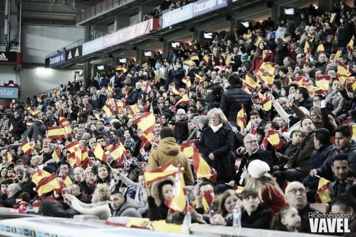 Precios para el España vs Albania